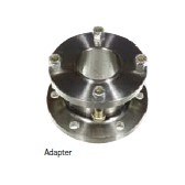 "Adapter 5"" lengde 70mm"